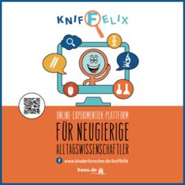 Stellenausschreibung zur Weiterentwicklung des online-Lernangebots Kniffelix