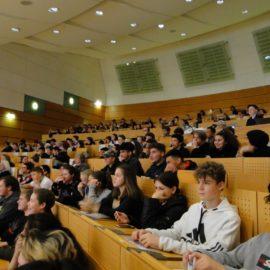 Nachwuchscampus-Abschlussfeier am 25.03.19