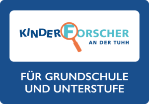 Kinderforscher-Angebote für Grundschule und Unterstufe