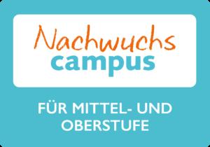 NachwuchsCampus-Angebote für Mittel- und Oberstufe