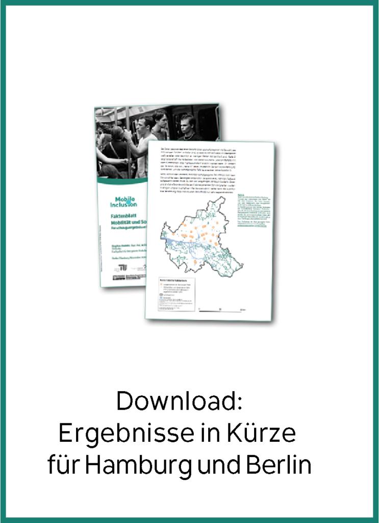 Outlink: Faktenblätter mit Ergebnissen für Berlin und Hamburg (PDF)