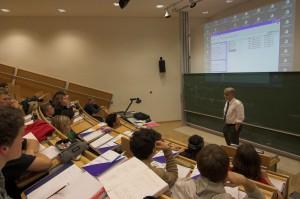 Frühstudium an der TUHH mit Prof. Mackens