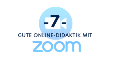 Neues Feature in ZOOM: eigenes Video in PPT anzeigen lassen