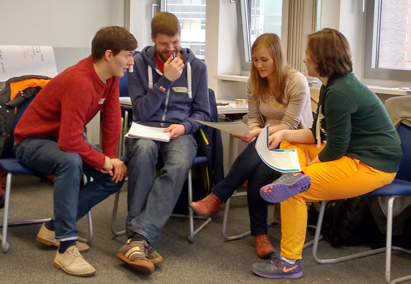 ZLL - Tutorenschulung - Tag 1_Foto_Rohde