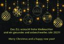 Das ZLL wünscht allen ein gesundes und sorgenfreies Neues Jahr
